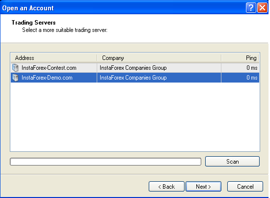 Cara menjalankan demo instaforex